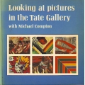 Looking at pictures in the Tate Galery