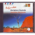 Australian Aboriginals - Didjeridoo CD